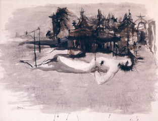 Untitled (Lady of the Lake),