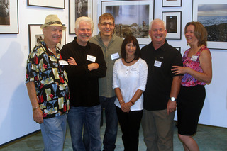 The f/8 Tribe, Jerry Hicks, Georgette Buckley, Janet Milhomme, Lawrence Manning, Mark Comon, Eric Raptosh