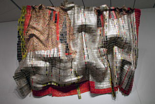  Rain Has No Father?,El Anatsui