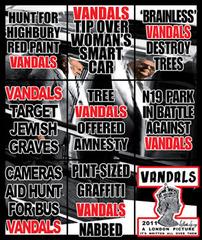 Vandals , Gilbert & George