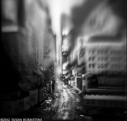 Times Square, Susan Burnstine
