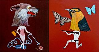Ego, at Odds with Nostalgia, Elizabeth Haidle