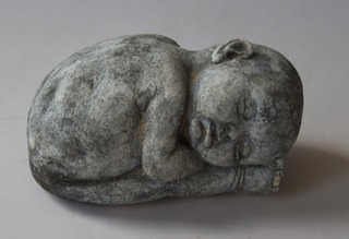 Small, Sleeping Baby,Christina Bothwell