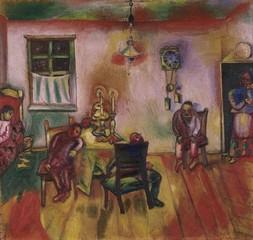 Sabbath , Marc Chagall
