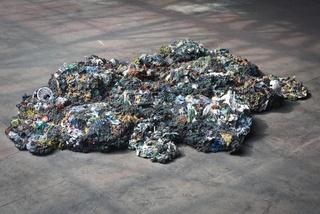 Plastic reef, Maarten Vanden Eynde
