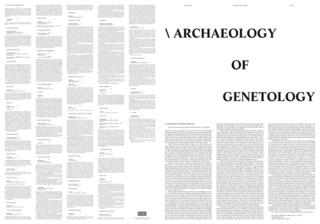 Genetology1, Maarten Vanden Eynde