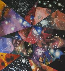 """Multiverse You Are, I Am"", James Rosenquist"