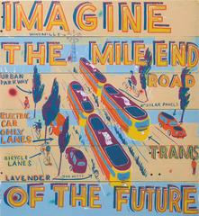 Imagine the Mile End Road of the Future, Bob & Roberta Smith