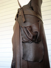 Leather Apron, Antoinette Miller