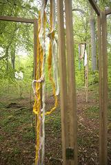 Installation view, The Wanas Foundation, Sweden, Astrid Svangren