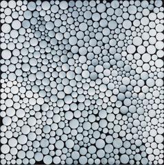 White Dots, Yayoi Kusama