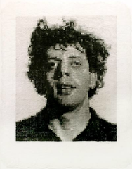 Phil I (White),Chuck Close