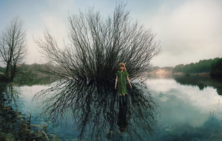 Oosterplas - Willow, Ellen Kooi