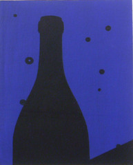 Night Sky,Patrick Caulfield