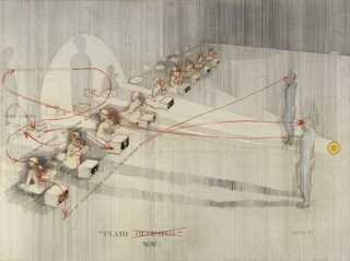 Plato Now, Juan Downey