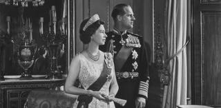 Her Majesty Queen Elizabeth II and HRH the Prince Philip, Yousuf Karsh