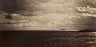 Cloudy Sky, Gustave Le Gray