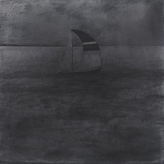 """Sailboat"",Silke Otto-Knapp"