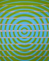 Blue Green Pink (Times Magazine) No 2, Michael Kidner