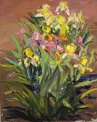 Iris Time, Louisa McElwain