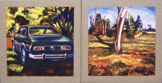 Baton Rouge Polaroids 1 , Diana Jensen