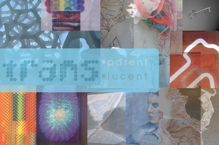b.a.l.m. TRANS•parent TRANS•lucent postcard image, Jon Cowan, Linnea Spransy, TR Ericsson, Shannon White, David Parker, Matthew Farley, John Hachmeister, Lori Bury, Christina Dostaler, Vincent Leandro, Keith Lemley, Andy Norquist, Marc Wiegand