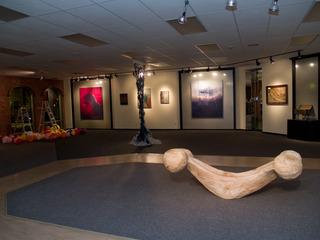 balm Dry Bones Exhibition Image, Rex Hausmann, Shannon White, Darin White, Jennifer Rivera, Katherine O\'Hara