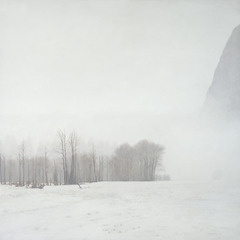 Yosemite Valley, December , Pamela Kendall Schiffer