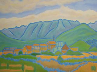 Old Sugar Mill, Koloa, Laura Siegel