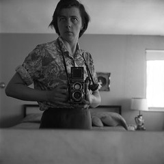 Self Portrait,Vivian Maier