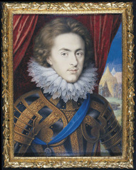 Henry, Prince of Wales, Isaac Oliver