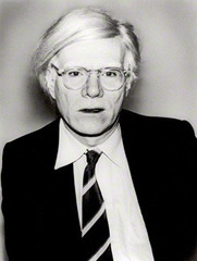 Andy Warhol , John Swannell