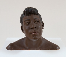 Rosella Atkinson Bust, Frank Bender