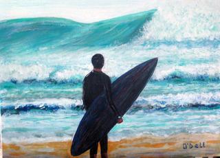 Surfer, Ernie O\'Dell