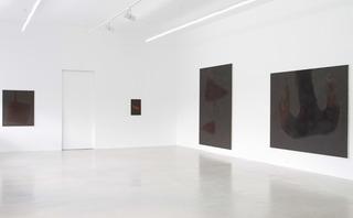 Installation View, Daniel Lergon