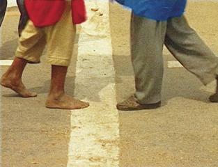 A Season Outside, 1997, From Trilogy, 1997-2003 , Analog and digital color video with sound, 30 min, © Amar Kanwar, Amar Kanwar