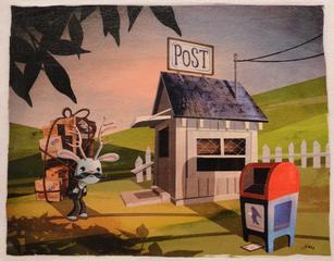 Undelivered Mail, Nhu Diep