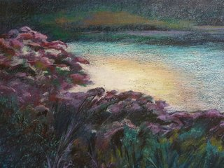 Botanical Garden Sunset 2, Joan Minsky