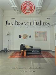, Jan Brandt Gallery