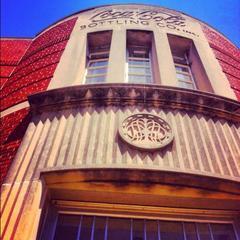 Coca Cola Building, Jan Brandt Gallery