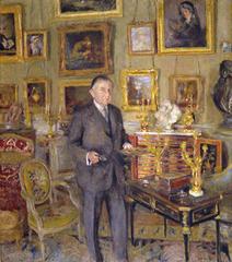 David David-Weill, Edouard Vuillard