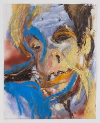 Fire by Days The Fool II, Rita Ackermann