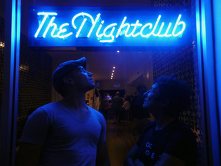 Situation documentation: The Nightclub, Open Call: 7pm,
