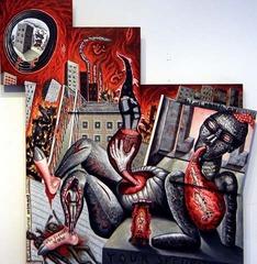 Poison Prison, Cathy Wysocki