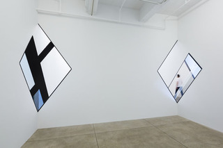 Installation View,Sarah Oppenheimer