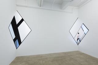 Installation View, Sarah Oppenheimer