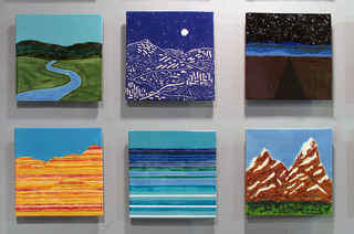 Six Landscapes, Jason Messinger