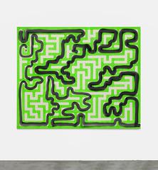 Maze 22 , Michael Sailstorfer