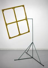 Revolving panel , Marinus Boezem