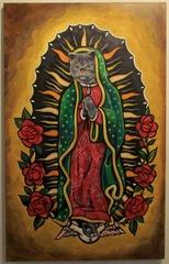 Virgin De Guadalupe, Sergio Hernandez